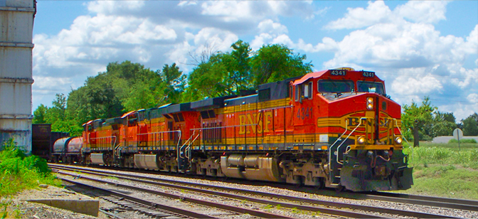 Train - Miami County Kansas - We think you will agree - it is a great place to be - find out more